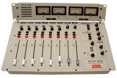 Consola Radio DBA
