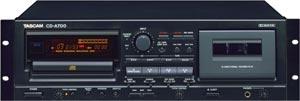 Combo Deck-CD Tascam